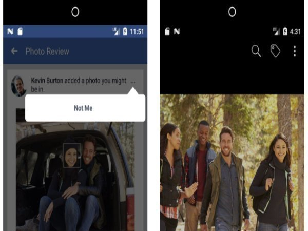 Facebook will soon notify you if you are spotted in others' photos