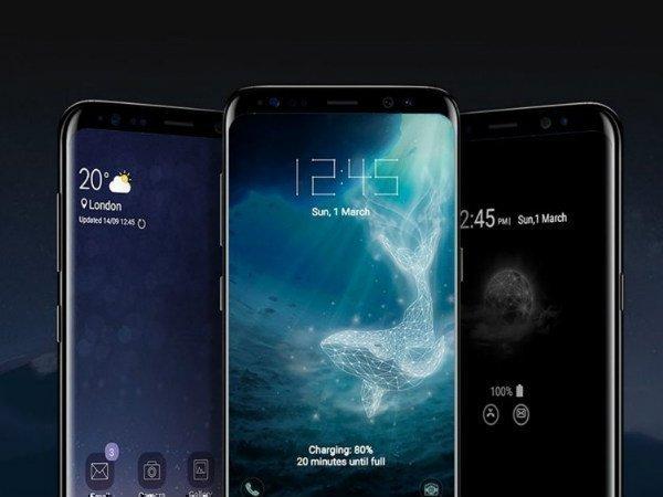 Samsung Galaxy S9 to feature an advanced iris scanner