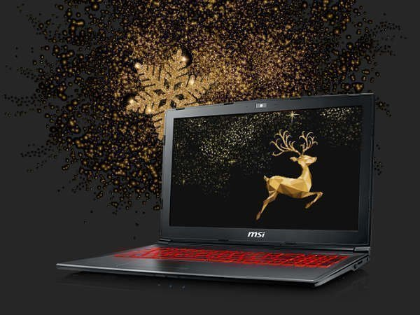 MSI unveils new GV series gaming laptops: Announces free bundled gifts for consumers