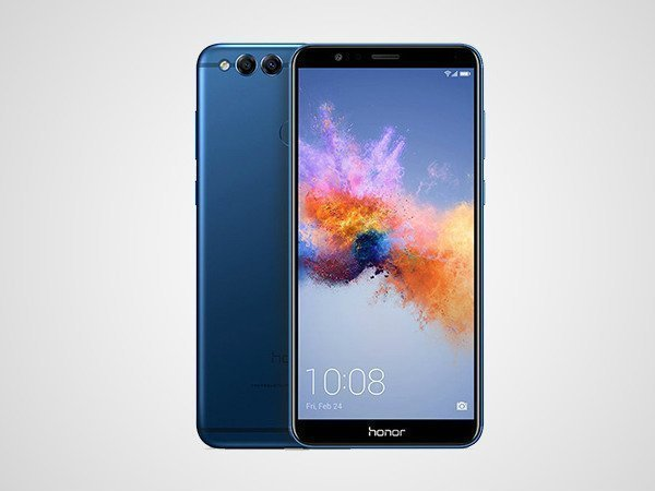 Honor 7X goes out of stock in seconds during its first flash sale on Amazon.in