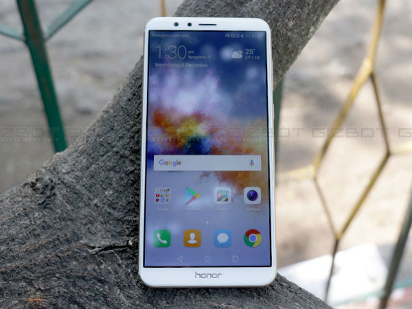 Honor 7X is available via open sale on Amazon