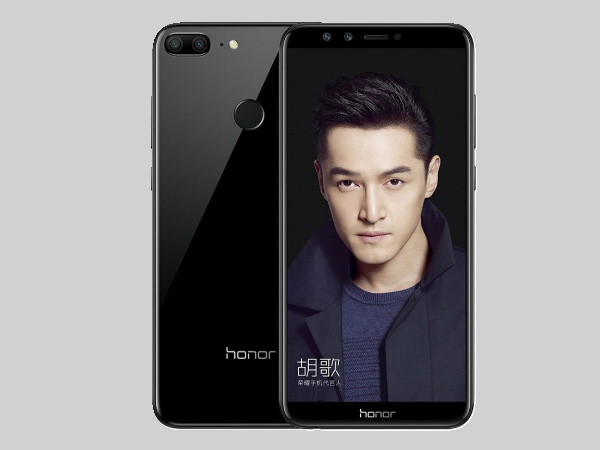 Honor 9 Lite with full screen display, quad cameras, Oreo launched