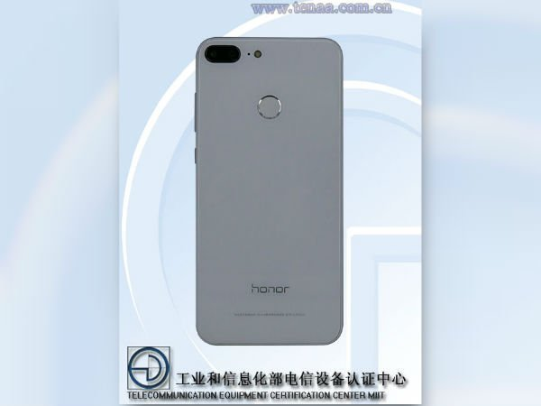 Honor 9 Lite appears on TENAA ahead of today's launch