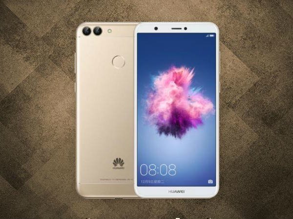 Huawei Enjoy 7s with full screen display, Android Oreo launched