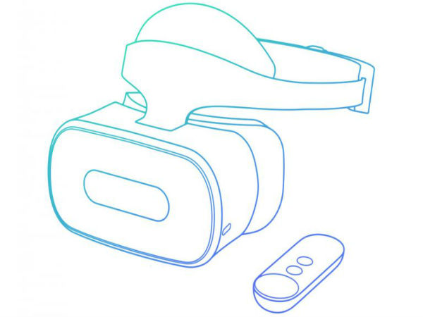 Lenovo Mirage standalone Daydream VR headset clears FCC