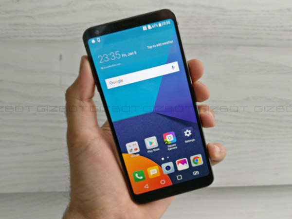 LG G6 users start receiving Android 8.0 beta update