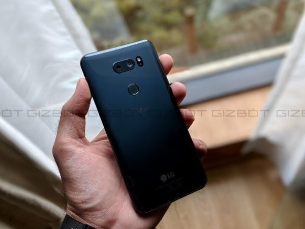 LG V30+ First Impressions: Worthy of the wait