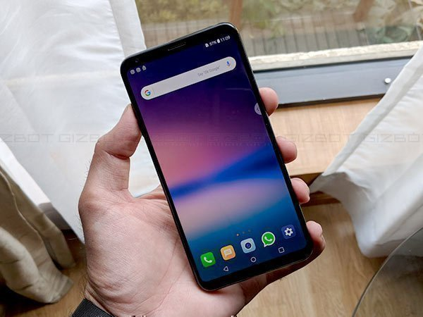 LG V30+ with OLED 18:9 display launched at Rs. 44,990