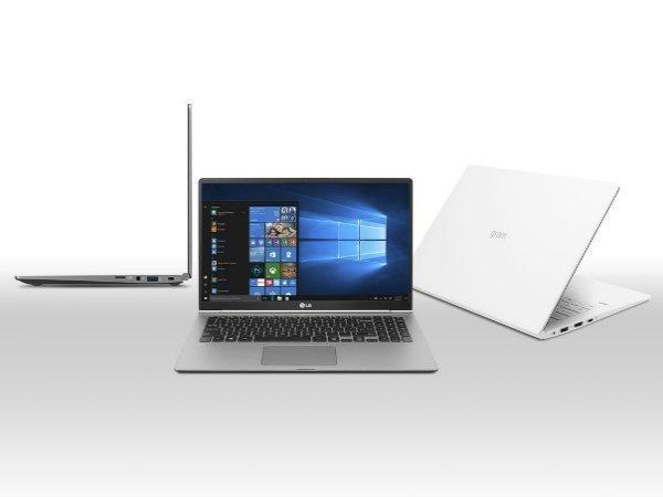 LG Gram laptops go official ahead of CES 2018