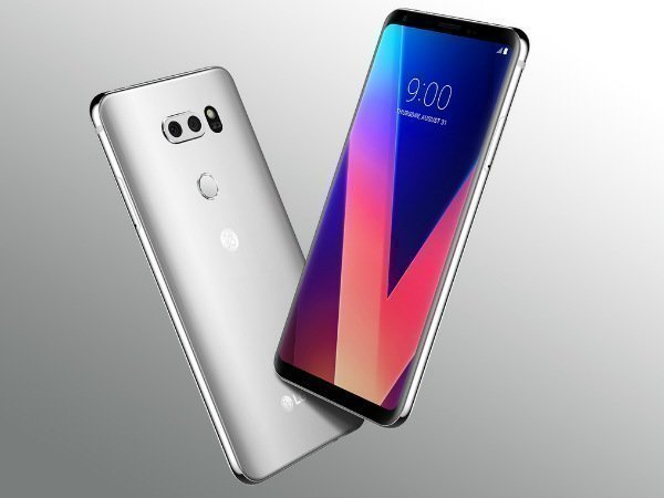 LG V30 and V30 Plus now receiving Android Oreo update