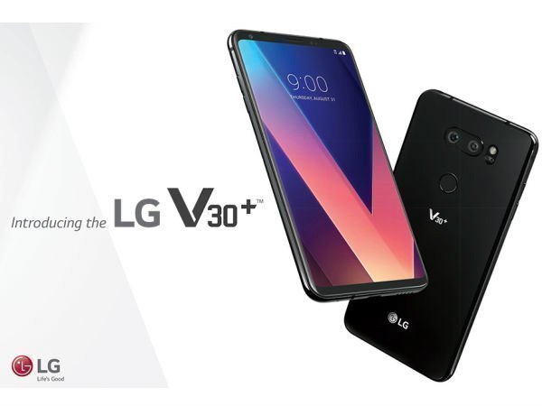 LG V30+ India launch pegged for December 13