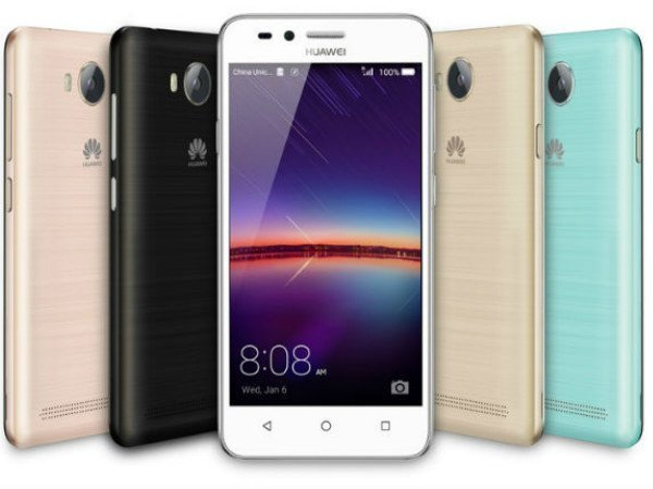 List of Huawei smartphones launched in 2017