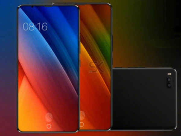 Xiaomi Mi 7 new renders surface online: Reveals interesting details