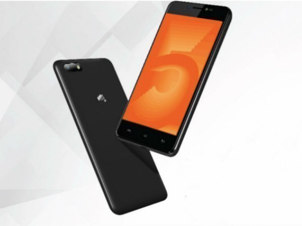 Micromax Bharat 5 with 5000mAh battery launched at Rs. 5,555