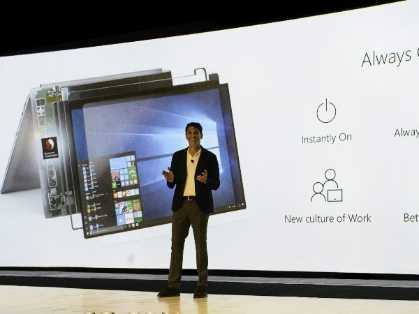 Microsoft launches 'Always Connected' PCs from Asus & HP