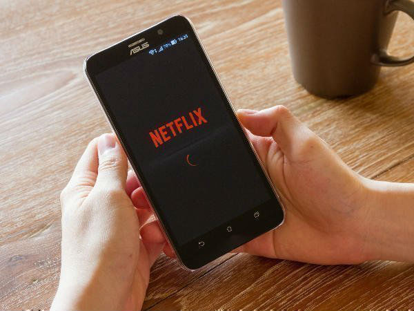 Netflix likely communicates with users through WhatsApp in India