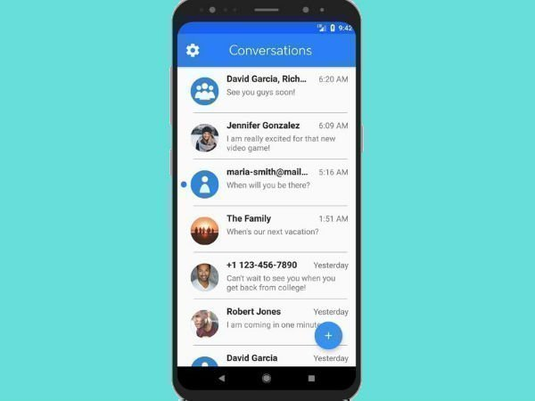 New app weMessage allows you to get iMessages on your Android device