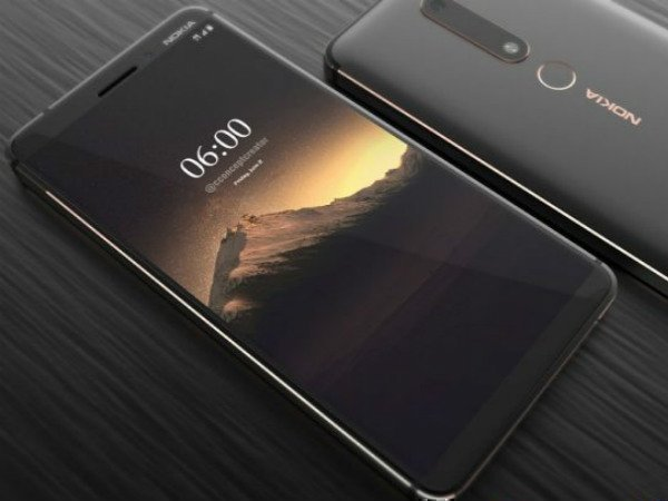 Nokia 6 (2018) concept video shows gorgeous design