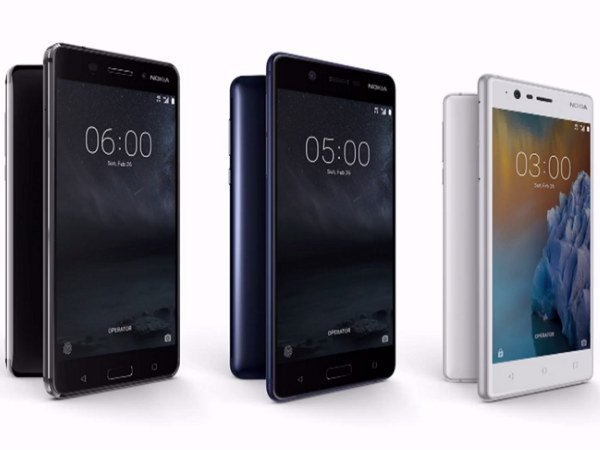 Nokia phones launched in 2017 which put the company in game once again