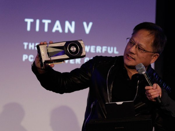 Nvidia Titan V world's most powerful PC GPU launched