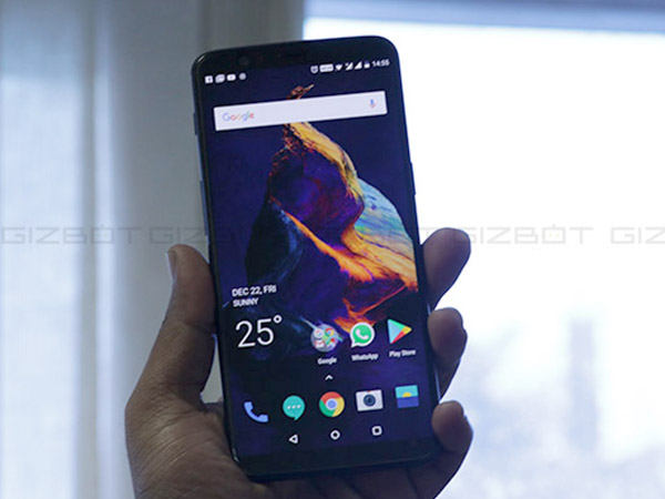 OnePlus 5T review: It's the display that will do all the talking