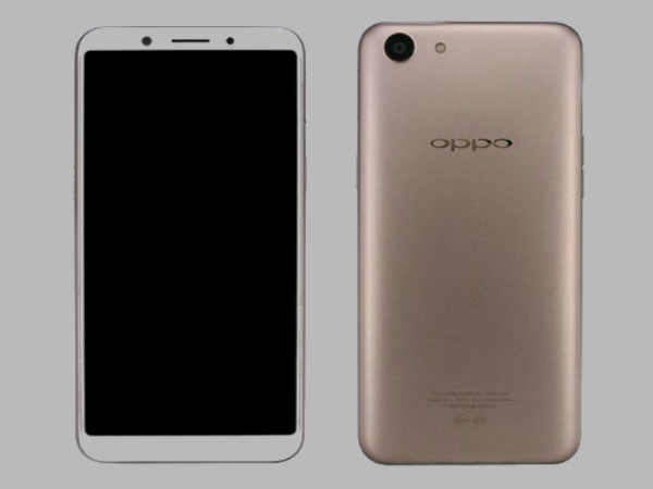 Oppo A85 with full screen display, 13MP camera spotted on TENAA