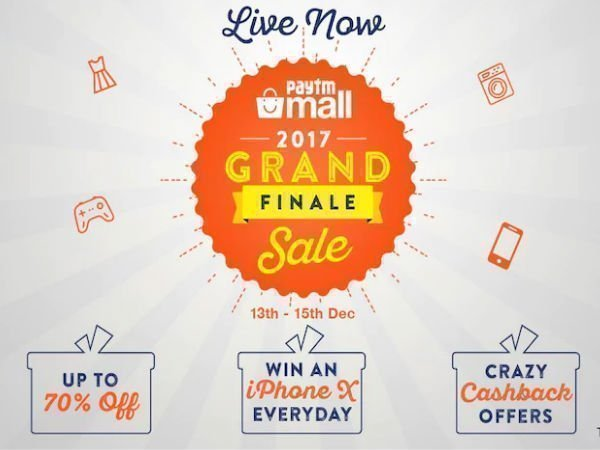 Paytm Mall announces attractive discounts and cashback offers on smartphones