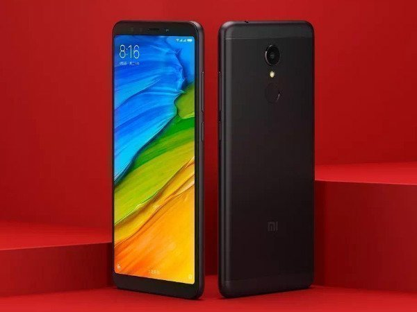 Xiaomi Redmi 5 and 5 Plus official press renders revealed