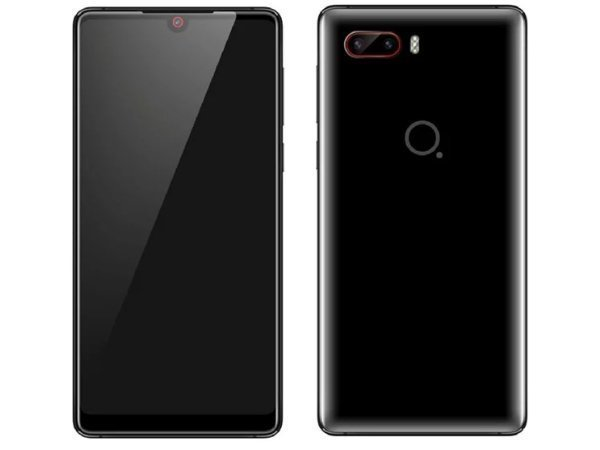 Renders of upcoming Nubia full-screen smartphone surface online