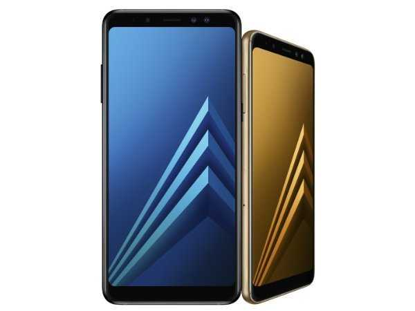 Samsung Galaxy A8 (2018), A8+ (2018) pricing and availability revealed