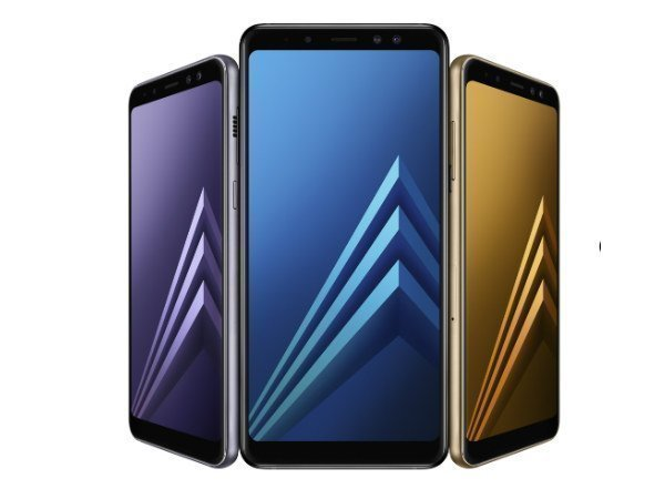 Samsung Galaxy A8 (2018), Galaxy A8+ (2018) are now official