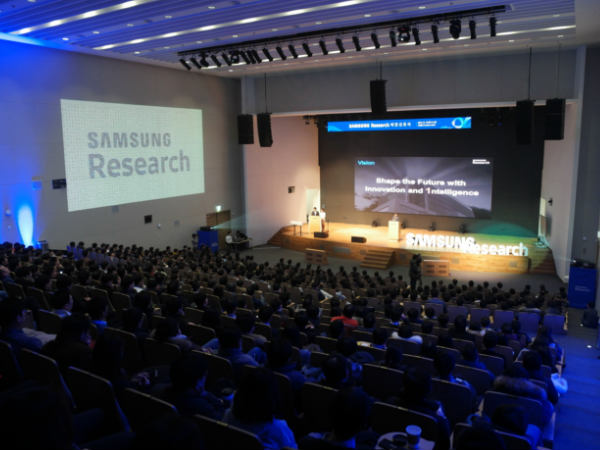 Samsung Research launched to help drive Samsung's future innovations
