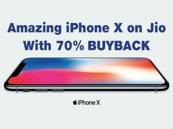 Smartphones with JIO Cash back, Data offers: iPhone 8, Redmi 5A
