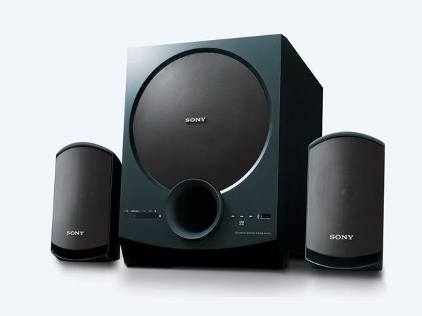 Sony launches new powerful speaker systems SA-D40 and SA-D20 in India