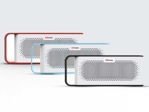 Portronics launches SoundGrip portable Bluetooth speaker at Rs. 2,999