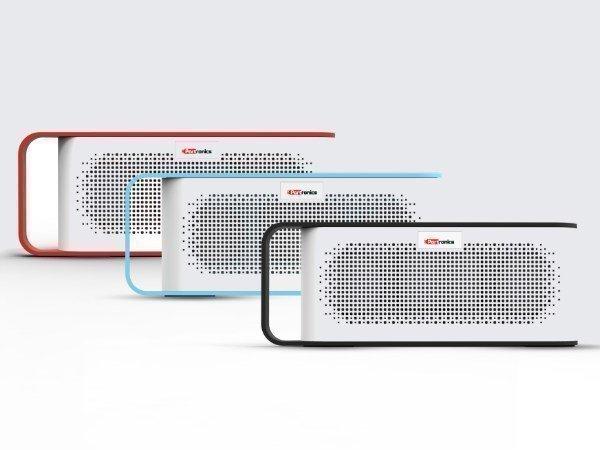 Portronics launches SoundGrip portable Bluetooth speaker at Rs. 2,999
