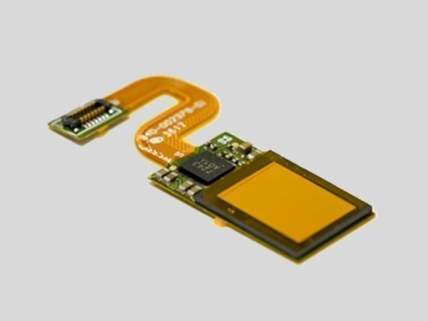 Synaptics announces world's first in-display fingerprint sensors