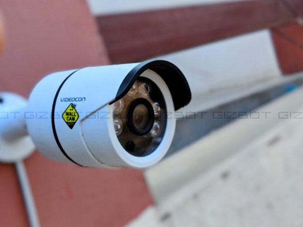 Videocon WallCam 2MP AHD Bullet CCTV camera review
