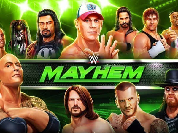 Reliance Entertainment releases WWE Mayhem for iOS and Android users