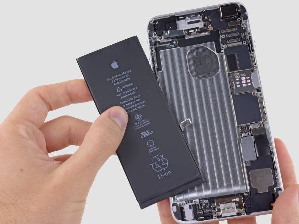 Discounted batteries for iPhones available now