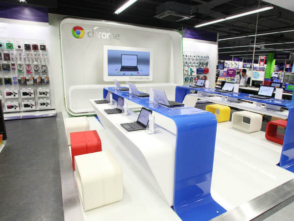 Google may open offline stores in India next year