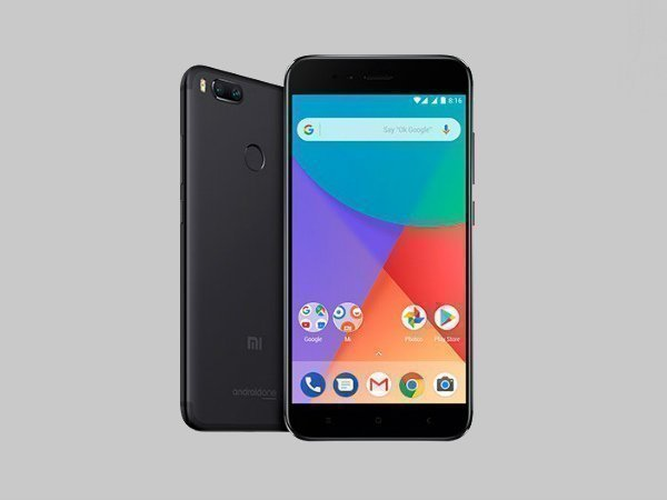Xiaomi Mi A1 receives a permanent price cut of Rs. 1,000 in India