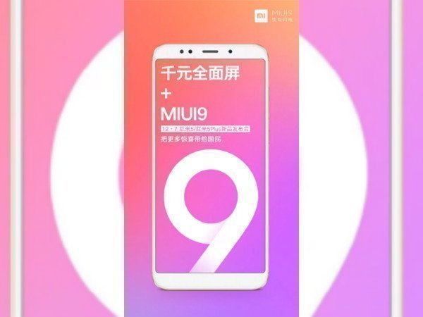 Xiaomi Redmi 5 and Redmi 5 Plus to run MIUI 9; specs leaked by manual