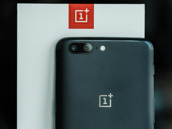 OnePlus bringing back sandstone finish in new 5T next month?