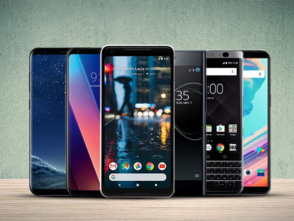 GizBot liked these 10 flagship smartphones in 2017