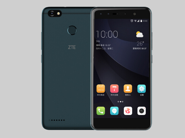 ZTE Blade A3 new Quite Blue variant launched for consumers