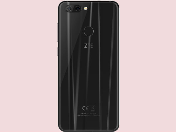 ZTE Blade V9 with 18:9 display, Android Oreo spotted online