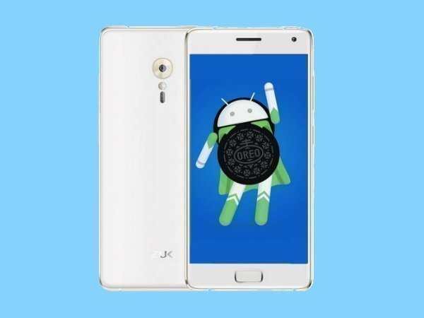 Lenovo ZUK Z2 Pro starts receiving Android 8.0 Oreo