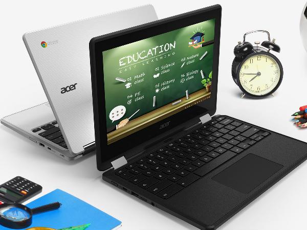 Acer unveils education-focused Chromebox, Chromebook laptops