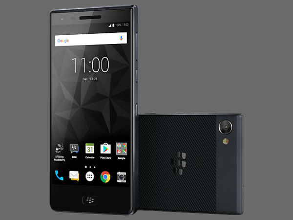 BlackBerry Motion now available in India at Rs 42,999